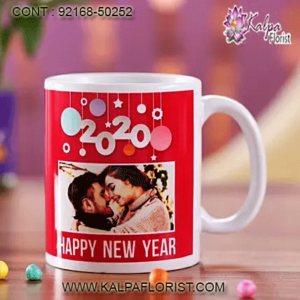 New Year Gifts online. Celebrate the new year 2020 with online delivery of New Year Gift. Order and send new year gift to India from various gift ideas on Kalpa Florist.