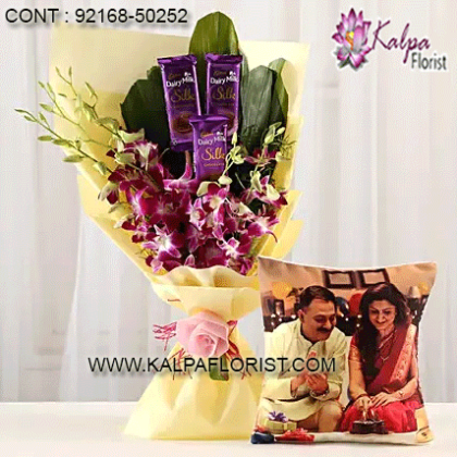 Celebrate the new year 2020 with online delivery of New Year Gift. Order and send new year gift to India from various gift ideas on Kalpa Florist.