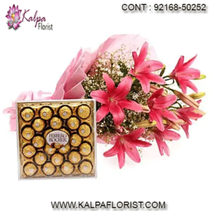 Welcome 2020 with amazing new year gifts online by Kalpa Floirst. Get best new year gift items, party gift ideas for husband, wife, girlfriend, boyfriend, friends and families on new year party.