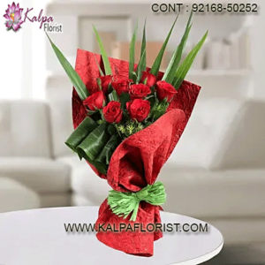 Send flowers to a loved one in Pune today! Get Pune flower delivery by local florists with same-day & midnight flower bouquet home delivery.
