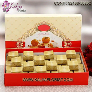 Send Indian Sweets To Usa | Kalpa Florist