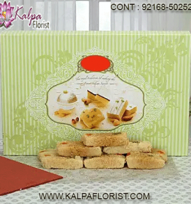 Avail our website and order indian sweets in USA to charming your loved ones. Cherish each occasion and send mithai in USA to your precious ones.