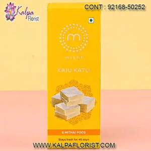 Buy Indian sweets online at an affordable price from Kalpa Florist. Send sweets online in India for all occasions with next day or same day home delivery.