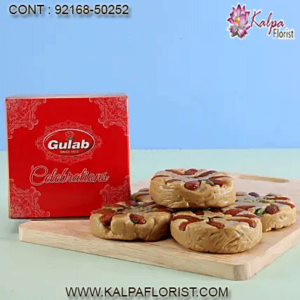 Send Indian sweets and gifts to Australia and anywhere in the world with Kalpa Florist Gifts which is an online store in India with effortless internet gift and sweets shopping for your loved ones.