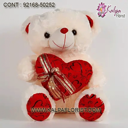 Shop online for Soft toys on Kalpa Florist and discover its latest collection of soft toys for girlfriend and kids. fore more details call us.