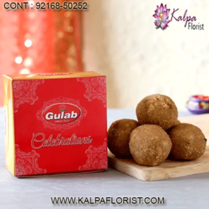 Buy Indian sweets online at an affordable price from Kalpa Florista. Send sweets online in India for all occasions with next day or same day home delivery.