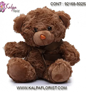 Shop online for Soft toys on Kalpa Florist and discover its latest collection of soft toys for girlfriend & kids. Send these lovely gifts to your loved ones