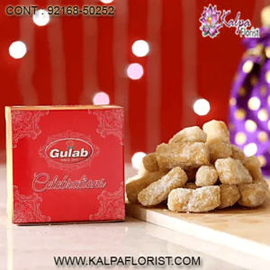 Kalpa Florist is known best for its quality for Sweets in India. Order online our delicious & wide range of Sweets, Dry Fruits, Bakery & Namkeen in India.