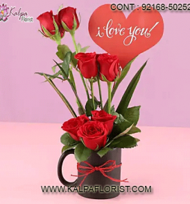 Good Gift For Valentine's Day - Buy/Send best ❤ Valentine Gifts ❤ online. Unique & romantic valentine's day special gifts with midnight, same day delivery.