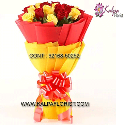 Kalpa Florist Online offers same day delivery for finest range of flowers. Order and send flowers to make every occasion special.
