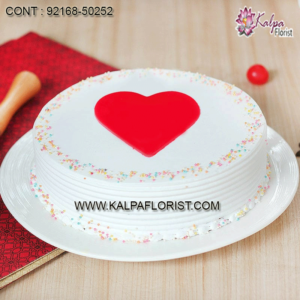 Send Valentine Cakes Online to Your Special ones from Kalpa Florist Choose from the variety of cakes like chocolate, red velvet, black forest, butterscotch.