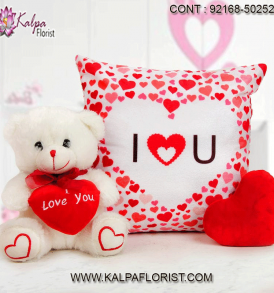 Buy valentines day gifts online in India. Unique valentine gifts for him or her. Hasslefree Delivery anywhere in India.fore more details call us.