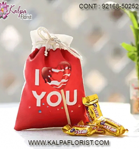 Send unique valentines day gifts for girlfriend online from Kalpa Florist. Get romantic valentines week Gifts for her. Best gifts for hug day, propose day and promise day.