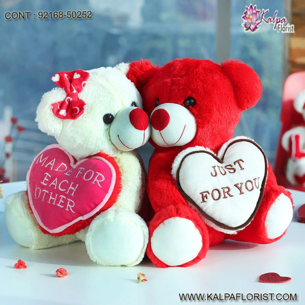 Valentines Day Romantic Gifts For His Her Love U Heart Cute Bears Valentine Gift Other Gift Party Supplies Home Garden