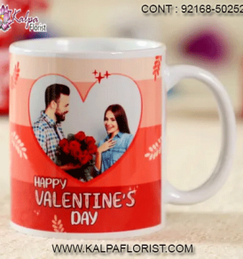 Treat your husband to something special this Valentine's Day. Choose from a huge range of romantic and personalised gifts.