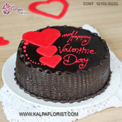 Here, we bring you special Valentine gifts for your girlfriend. Get the midnight online Valentine's day gifts for girlfriend delivery only at Kalpa Florist. Order now!