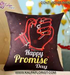 Send unique valentines day gifts for girlfriend online from Kalpa Florist. Get romantic valentines Gifts for her. Best gifts for promise day.