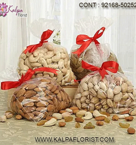 Buy Dry Fruits Online | Dried Fruits Online at wide range and Quality, Kalpa Florist offer Best Price. Fore more details call us.
