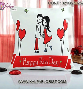 Valentine Day Gifts for Him - Send ❤ romantic Valentine day gifts for him ❤ living in India from Kalpa Florist. Bring joy with special last minute valentine gifts for men through same day delivery.