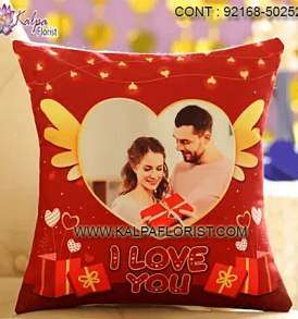 Send Valentine's Day Gift - Send Valentine's Day Gift to Girlfriend, Boyfriend, Wife, Husband online across India on the same day & Midnight delivery.
