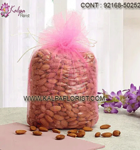 Online Dry Fruits | Dried Fruits Online at wide range and Quality, Kalpa Florist offer Best Price, Discounts and Home Delivery to Customer.