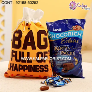 Best Chocolate To Gift In India. Choose from a wide range of products across top brands like Cadbury, Chocholik, House of Gift & more. best chocolate to gift in india, send gift chocolates, kalpa florist