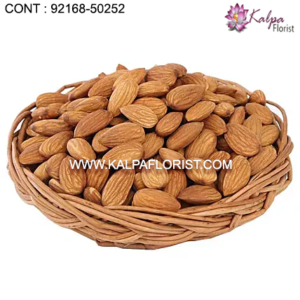 Buy Best Quality Dry Fruits and Nuts online at best prices in India. Shop for the Superior quality Almonds, Walnuts, Raisins, Dry Figs. Visit us! buy dry fruits online cheap, dry fruits gift pack near me, kalpa florist