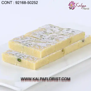 Buy your favourite Indian Sweets, Dry-fruits, Cake and Ready To Eat products at best price in India from Kalpa Flroist Online. buy sweets online near me, buy sweets online in bulk, order sweets online near me, buy sweets online india, Canada, United States, Australia, United Kingdom, New Zealand, kalpa florist