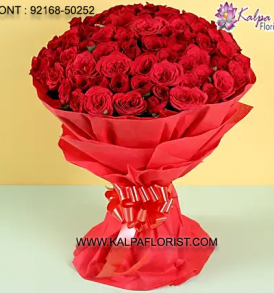 Flower Delivery In Punjab India - Kalpa Florist is an online florist shop in Jalandhar offers fresh flowers through same day and midnight delivery. flower delivery in punjab india, flower bouquet delivery, wildflower bouquet delivery, kalpa florist
