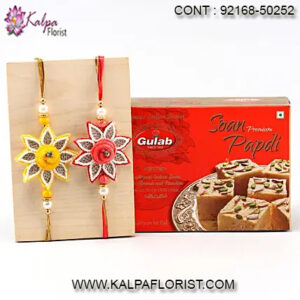 best rakhi gifts for brother online, best online rakhi gifts, online rakhi store, online rakhi store in usa, kalpa florist