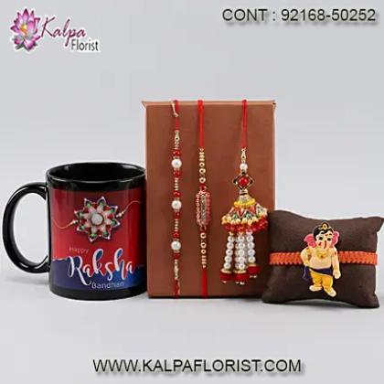 rakhi and gifts online, rakhi gifts to brother, rakhi gifts for brother, rakhi with gifts to brother, kalpa florist