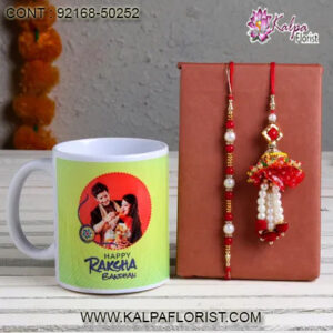 rakhi gifts for bhaiya bhabhi, best rakhi gift for sister in law, gift ideas for sister in law on rakhi, kalpa florist