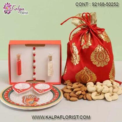 rakhi gifts for sister in law, best rakhi gift for sister in law, gift ideas for sister in law on rakhi, rakhi gift ideas for sister in law gifts for sister in law on rakhi, kalpa florist