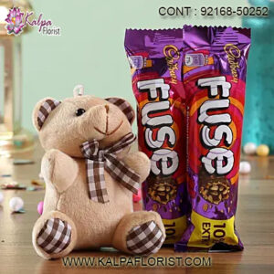Send Chocolates To Someone | Send Chocolates To Uk | Kalpa Florist for delivery. Find Great Birthday Gift Ideas online.