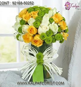 If you are looking for Send Flowers For Birthday | Send Flowers For A Birthday choose from a variety of flowers like Rose, Lily and more.