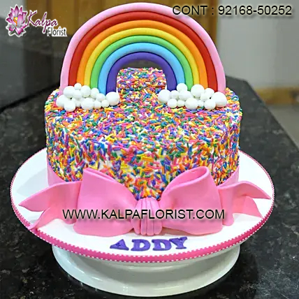 Buy delicious Birthday Cake For Girls from Kalpa Florist. Choose from different varieties, flavors, designs and fresh birthday cakes.