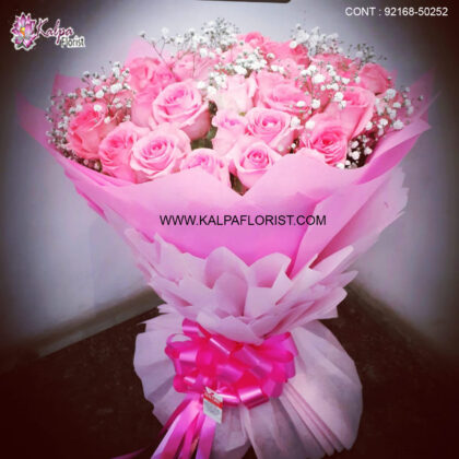 Flower Bouquet Wedding | Flower Bouquet Near Me by local florists with same-day & midnight flower bouquet delivery.