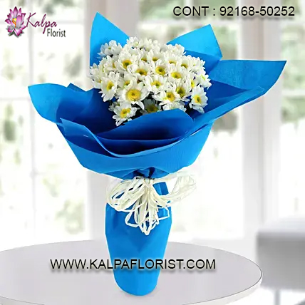 Our beautiful flower bouquets price | Flower Bouquet Delivery Near Me from elegant arrangements of Daisy to festive rainbows of roses.