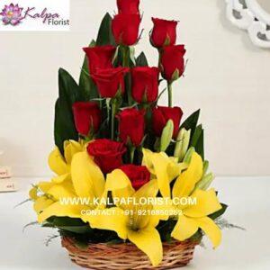 Christmas Flower Gift