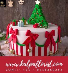 Christmas Special Truffle Cake