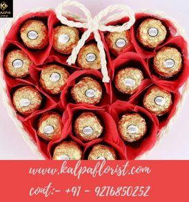 Love Ferrero Chocolates