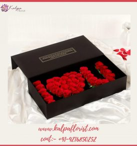 Red Roses Box Gifts