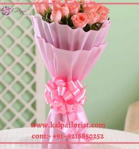 Pink Roses Bouquet Florist Near Me