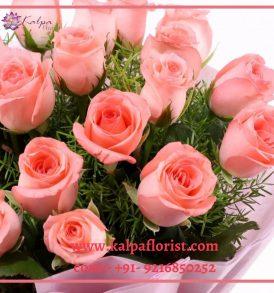 Pink Roses Florist In Jalandhar