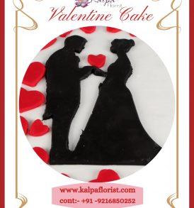 Valentine Cake Delivery In Raipur