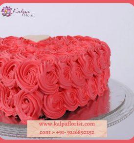 Valentine Day Cake Jalandhar