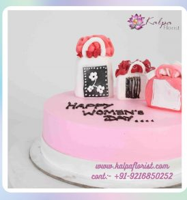 Womens Designer Cake Online Cake Delivery In Bathinda