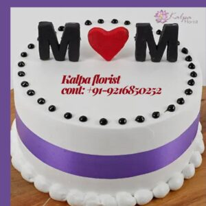 Mom Special Cake Online Cake Delivery In Patiala