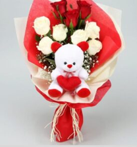 Online Gifts Delivery In Ludhiana, Bouquet Of Flowers With Teddy Bear | Online Gifts Delivery In Ludhiana | Kalpa Florist bouquet of flowers with teddy bear, flower bouquet with teddy bear, rose bouquet with teddy bear, bouquet of roses with teddy bear,  online gifts delivery to india, online gifts delivery in india, online gifts delivery in usa, online gifts delivery in bangalore, online gifts delivery in hyderabad, online delivery of gifts in bangalore, online gifts same day delivery in ghaziabad, online gifts delivery in raipur, online gifts delivery in ludhiana, online gifts delivery in vijayawada, online gifts delivery in patna, online birthday gifts delivery in vadodara, online gifts delivery in bhopal, online gifts delivery in jaipur, online gifts delivery in delhi, Online Gifts Delivery In Ludhiana, Red & White Roses Bouquet With Teddy Bear how to deliver gifts online, online gifts delivery in pune, online delivery of gifts in delhi, online gifts delivery in ahmedabad, online gifts delivery in faridabad, online delivery gifts for birthday, online gifts delivery in rajahmundry, online birthday gifts delivery in hyderabad, online cake and gifts delivery in jalandhar, online gifts delivery in visakhapatnam, online gifts delivery in gurgaon, online gifts delivery in nagpur, online gifts delivery today, online birthday gifts delivery in coimbatore, online gifts delivery in mysore, online birthday gifts delivery in lucknow, online gifts delivery in kolkata, online gifts delivery in kerala, online gifts delivery in mumbai, online gifts delivery in bathinda, online gifts delivery in mangalore, online gifts delivery in coimbatore, online cakes and gifts delivery in hyderabad, online gifts delivery in indore, online gifts delivery in one day, online gifts delivery in navi mumbai, online gifts delivery in kanpur, online gifts delivery in kakinada, online gifts in india same day delivery, online gifts delivery for valentine's day, online gifts home delivery in hyderabad, online gifts delivery in lucknow, online gifts delivery in jalandhar, online gifts delivery in chandigarh, online delivery of gifts in mumbai, online gifts delivery in varanasi, online birthday gifts delivery in mumbai, online gifts delivery in noida, online gifts delivery in kochi, diwali gifts online delivery in india, teddy bear with flowers and chocolate, teddy bear and chocolate gift basket, teddy bear with chocolate and roses, teddy bear and chocolate covered strawberries, teddy bear chocolate chip cookies, teddy bear chocolate cake, teddy day chocolate day, teddy chocolate bouquet, teddy coat chocolate brown, teddy bear chocolate lollipops, teddy with chocolate, teddy bear chocolate lollipop molds,  teddy with rose and chocolate, valentine week, valentine week days, which day valentine week, valentine week 2020, valentine week events, valentine week list, valentine week list 2020, valentine week day today, valentine week days list , valentine week 7 days, in valentine week today is which day, valentine week which day today, valentine week quotes, valentine week chocolate day, ideas for valentine week, valentine week ideas, valentine week today, valentine week of february, valentine week image, flower delivery in punjab, online cake and flower delivery in punjab, flower delivery jalandhar punjab, flower delivery online amritsar punjab, flower delivery in moga punjab, online flower delivery in punjab, online delivery from usa to india, flower delivery to india from australia, flower delivery from canada,  online flower delivery from uk to india, best flowrist in jalandhar punjab, flower point in jalandhar, Bouquet Of Flowers With Teddy Bear | Online Gifts Delivery In Ludhiana | Kalpa Florist