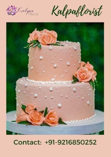 Peach Roses Truffle 2 Tier Cake Wedding Cakes Near Me Canada | Kalpa Florist, wedding cake near me, wedding cake bakery near me, wedding bakery near me, cake tasting for wedding near me, wedding cake tasting near me, wedding cake places near me, wedding cake shops near me, wedding cake toppers near me, wedding cake makers near me, gluten free wedding cake near me, how much is the average wedding cake, how much does the average wedding cake cost, wedding cake decorators near me, wedding cake vendors near me, italian wedding cake near me, vegan wedding cake near me, how much should a wedding cake cost, wedding cake designers near me, how much does a 2 tier wedding cake cost, what is the average price for a wedding cake, wedding cake taste testing near me, free wedding cake tasting near me, bakery for wedding cake near me, wedding cake pops near me, wedding cake samples near me, wedding cake stand rental near me, wedding anniversary cake near me, wedding cake supplies near me, cakes near me custom, wedding cake order online near me, 2 tier cake, 2 tier cake birthday, 2 tier cake price, 2 tier cake designs, 2 tier wedding cake ideas, 2 tier cake price birthday, Peach Roses Truffle 2 Tier Cake | Wedding Cakes Near Me | Kalpa Florist